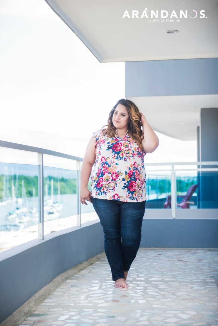 Plus Size Fashion Arandanos Costa Rica